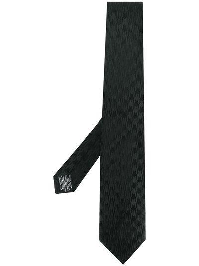Tom Ford галстук с узором XTA7TF52 - 1