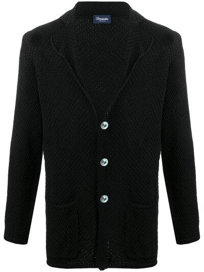 Drumohr трикотажный пиджак D5CB412 - 1