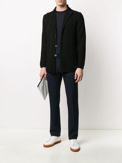 Drumohr трикотажный пиджак D5CB412 - 2