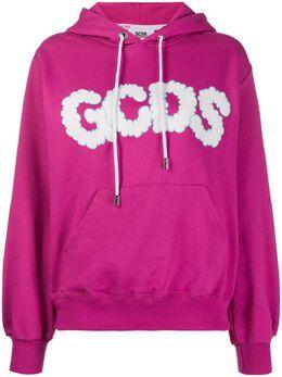 GCDS худи с логотипом CB20W02001047