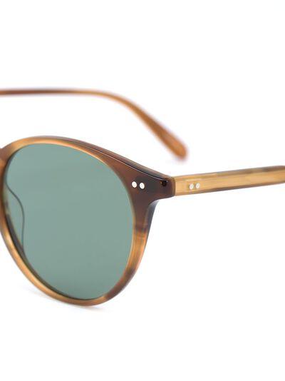 Garrett Leight солнцезащитные очки 'Clune' 2047 - 3