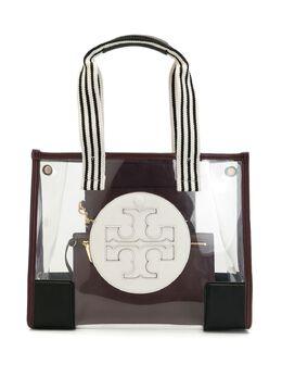 Tory Burch сумка-тоут Ella со вставками из искусственной кожи 73267