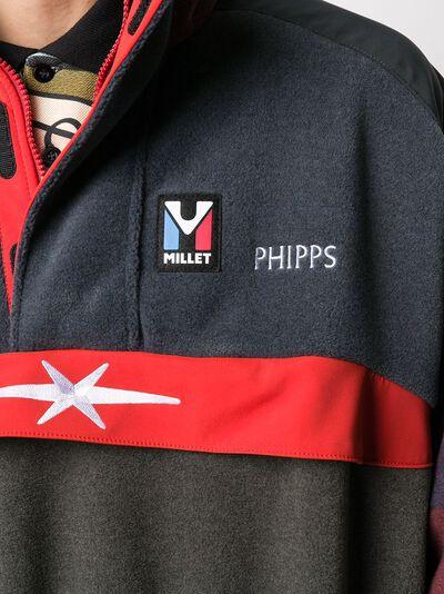 Phipps джемпер с логотипом MIV8920 - 5