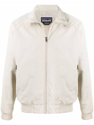 Patagonia logo patch bomber jacket 28151 - 1