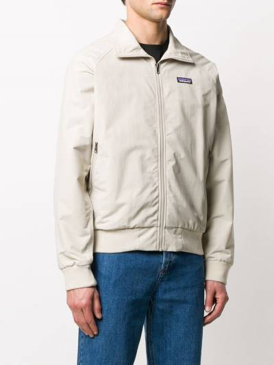 Patagonia logo patch bomber jacket 28151 - 3