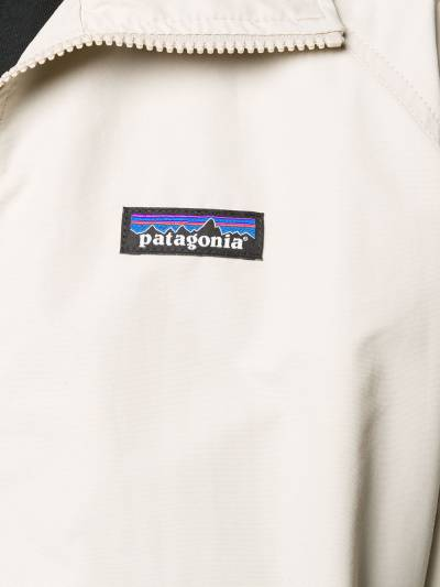 Patagonia logo patch bomber jacket 28151 - 5