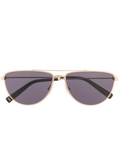 Givenchy Eyewear солнцезащитные очки с затемненными линзами GV7157S - 1