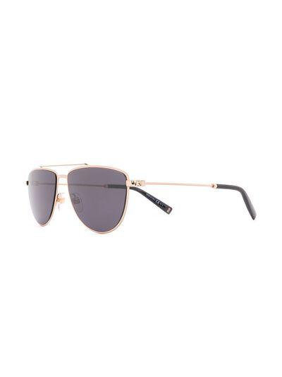 Givenchy Eyewear солнцезащитные очки с затемненными линзами GV7157S - 2
