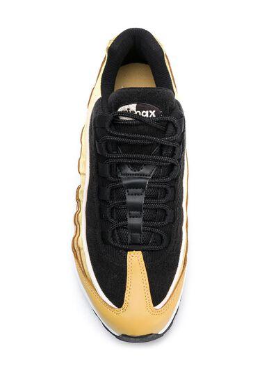 Nike кроссовки 'Air Max' с металлическим отблеском AA1103 - 4
