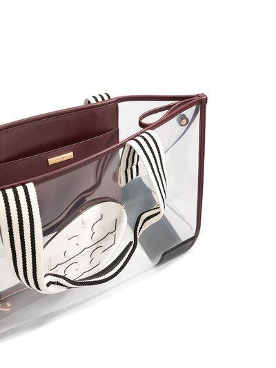 Tory Burch объемная сумка-тоут Ella 62005 - 5
