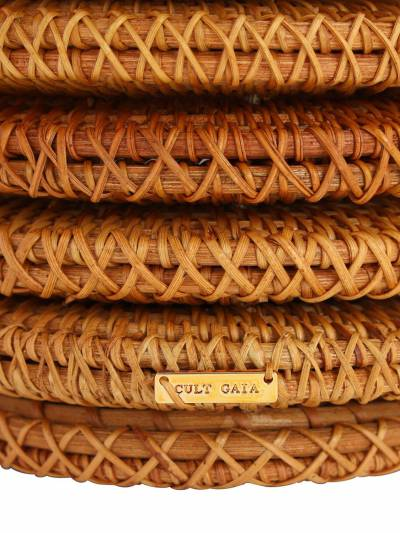 Soray Rattan Bucket Bag Cult Gaia 71IIV2014-VEFO0 - 4