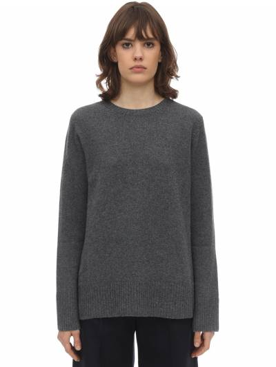 Sibel Wool & Cashmere Knit Sweater The Row 70IX5B062-R01M0 - 1
