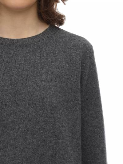 Sibel Wool & Cashmere Knit Sweater The Row 70IX5B062-R01M0 - 2