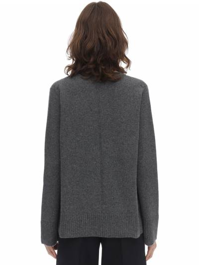 Sibel Wool & Cashmere Knit Sweater The Row 70IX5B062-R01M0 - 4