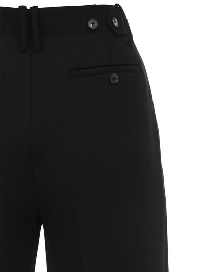 Wide Leg Virgin Wool Pants The Row 70IX5B024-QkxL0 - 5