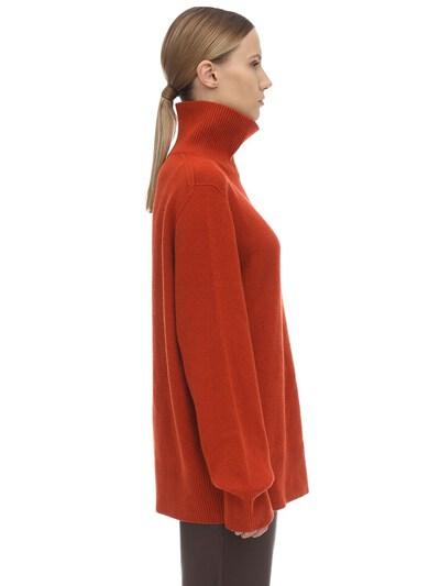 Wool & Cashmere Knit Sweater The Row 70IX5B013-UlVT0 - 3