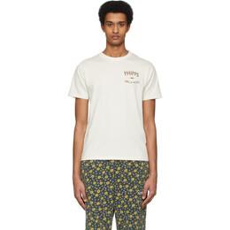 Phipps Off-White Like A Rock T-Shirt PHSS20-N06-A