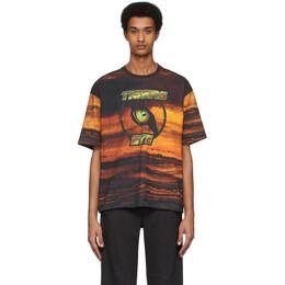 Phipps Orange Crystal T-Shirt PHSS20-N20-A