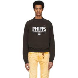 Phipps Brown Rockhound Sweatshirt PHSS20-N02-B