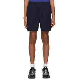 Moncler Black Bermuda Shorts 2B711 - 60 - C0469