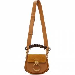 Chloe Brown Small Tess Bag CHC20US153C76