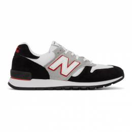 Junya Watanabe Black and White New Balance Edition 670 Sneakers WE-K195-100