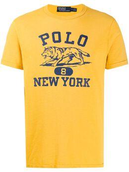 Polo Ralph Lauren футболка с логотипом 710791581