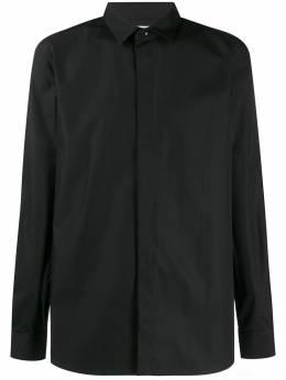 Saint Laurent рубашка с длинными рукавами 564269Y217W