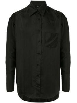 Yang Li однотонная рубашка HF218099