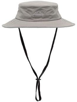 A-Cold-Wall* широкополая шляпа с логотипом ACWMF19ZBC