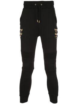 Puma спортивные брюки в байкерском стиле 59688601