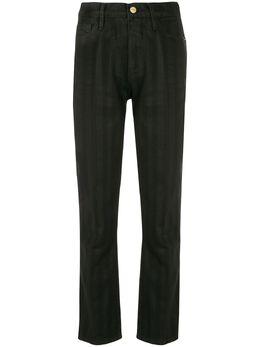 Frame джинсы Sylvie с полосками LSYCST795P