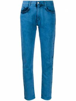 Stella McCartney выбеленные джинсы кроя слим 372773SNH76