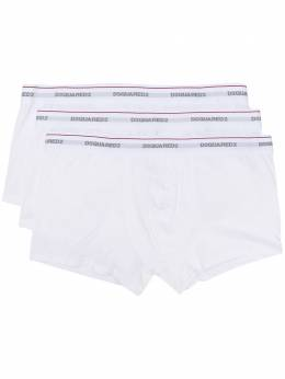 Dsquared2 three-pack logo boxers DCXC60040ISA01