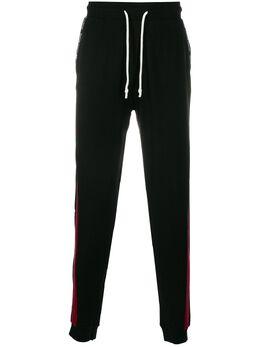Boss by Hugo Boss спортивные брюки с лампасами 50414692