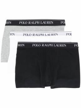Polo Ralph Lauren комплект из трех боксеров с логотипом 714513424003
