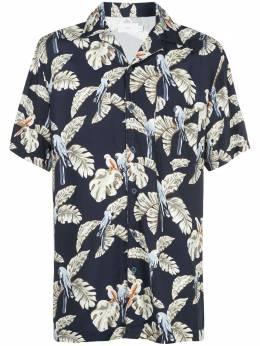 Onia рубашка Vacation с принтом MST1576