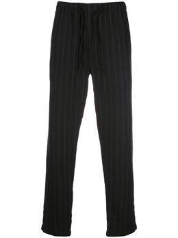 Onia брюки Jax в полоску MWB321
