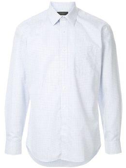 D'Urban клетчатая рубашка с длинными рукавами D4039TI09033