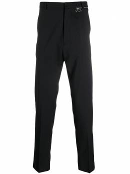 Cmmn Swdn строгие брюки с карманом на молнии SAMSONZIPPOCKETM15W451BLACK
