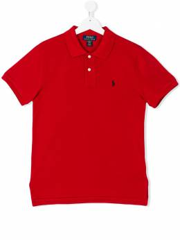 Ralph Lauren Kids классическая рубашка-поло 323547926003