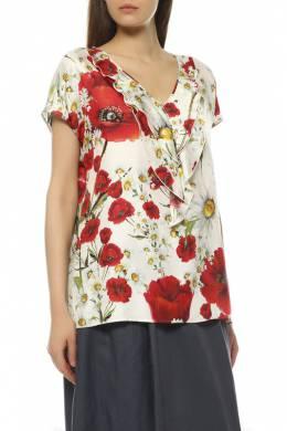 Блуза Dolce&Gabbana F7T72T HS1A2 X0800