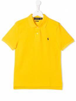 Ralph Lauren Kids футболка-поло с логотипом 323708857