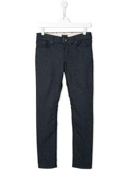Emporio Armani Kids джинсы кроя слим 6G4J064D1IZ
