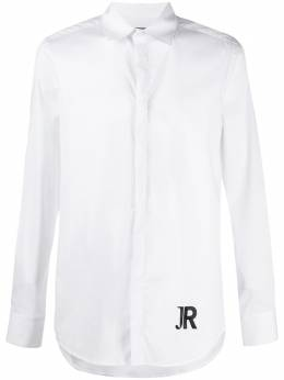 John Richmond рубашка Kassinga с логотипом RMA19126CA