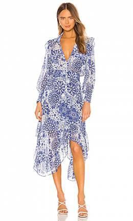Платье-рубашка kaiya - Misa Los Angeles YEDL6847