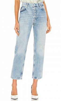 Прямые джинсы etta - Anine Bing A-06-0091-405