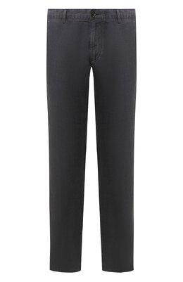 Льняные брюки Boss by Hugo Boss 50330691