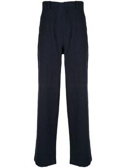 Kent & Curwen брюки свободного кроя с завышенной талией K3761ER03039
