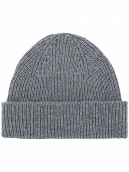 Paul Smith rib knit hat M1A383EAV237